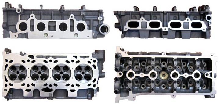 Бесплатная доставка 11101-28012 бензин DOHC 2AZ-FE мотор головка блока цилиндров для TOYOTA AVENSIS / CAMRY / COROLLA / RAV4 / Solara / Tarago 2.4L 16 В