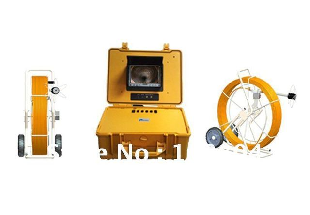 "underwater inspection system, underwater camera system,7"" tft lcd display pannel,pipe or wall inspection equipment,free shipping"