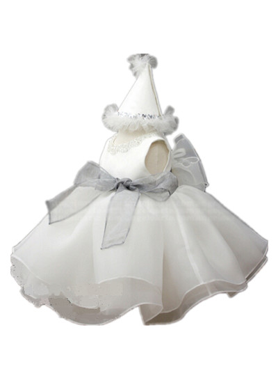 BABY WOW Formal Gowns Baby Girl Dress Vestido Infantil 1 Year Birthday Christmas Wedding Party Christening Kids 80114  -  linhaiying baby formal dress store