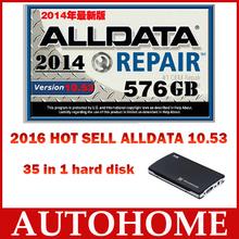 Buy Auto repair software alldata mitchell demand alldata 10.53 +ELSA 4.1 etc 35 in1 WD/TOSHIBA/HGST/ Seagate randomly sent for $109.25 in AliExpress store