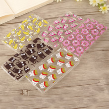 2016 3D Fruit Banana Food Fries Doughnut Fashion Fundas Case Cover Huawei P8 / P9 Lite Series TPU Silicone Phone Cases - Good Friend store