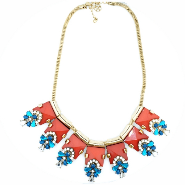 Chunky Necklaces & pendants cheap best friends necklace perfume women jewelry necklaces indian music flowers cc vintage discount(China (Mainland))
