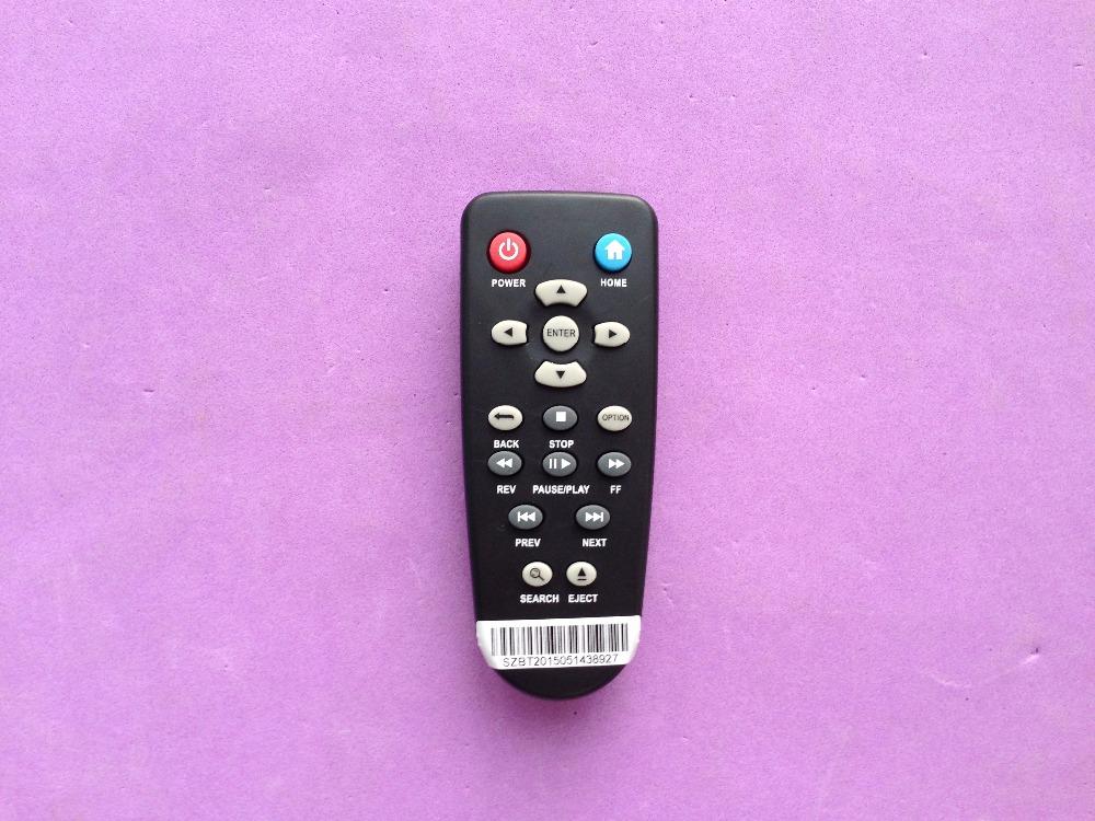 FOR WD WDTV TV Mini Media Player WDBAAN0000NBK USB 2.0 AVI 1080P Remote Control(China (Mainland))