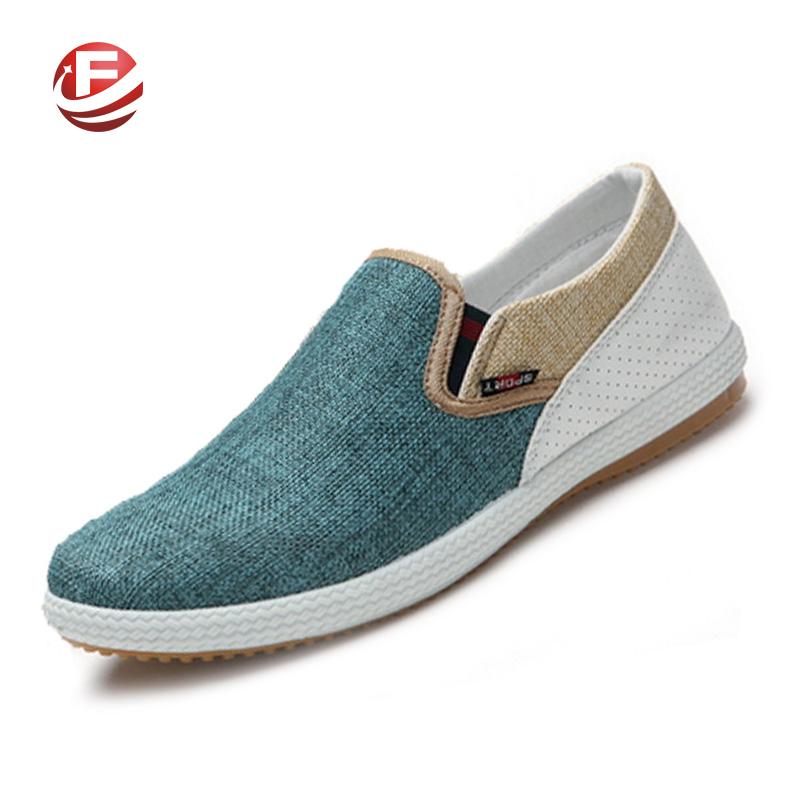 British Modern Urban Men Fashion Sneakers Eu 39-44 Linen Woven Patchwork Flats 2014 New Breathable Man Leisure Shoes 01a15<br><br>Aliexpress