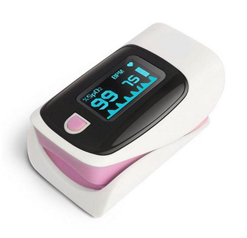 Pulsoximeter Finger Oximeter Pulse Oximeter Fingertip Blood Oxygen De Pulso De Dedo SpO2 Saturation Oximetro LED Display(China (Mainland))