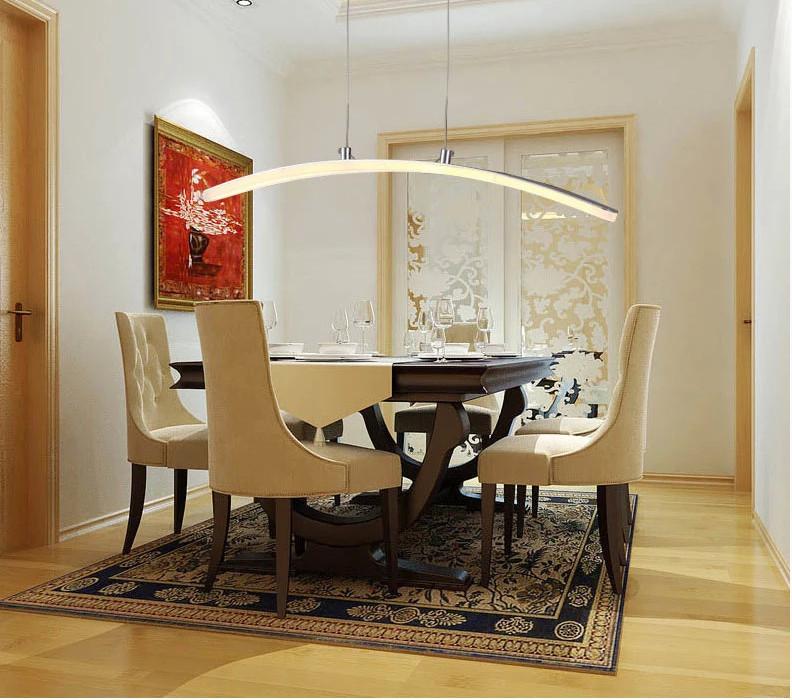 2015 New Led Chandelier For Dining Room Modern,adjustable