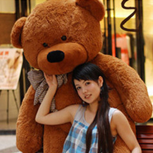 Plush toy Large 120cm teddy bear huge throw pillow doll large bear doll t5582(China (Mainland))