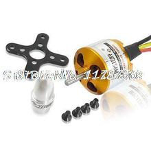 RC Hobbies 1400KV Helicopter Glider Brushless Motor A2212-10 w Prop Adapter