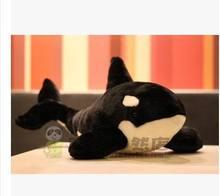 Envío gratis 2015 Hot venta del nuevo diseño 38 cm Killer Whale juguete de felpa suave muñeco asesino alta calidad de la felpa envío gratis
