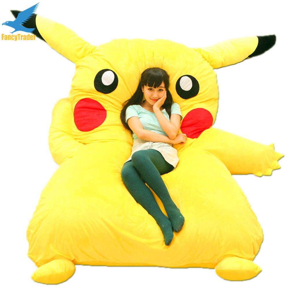 Fancytrader Japan Anime Stuffed Giant Pikachu Plush Bed  : Fancytrader Japan Anime Stuffed Giant Pikachu Plush Bed Mattress Tatami Pad Bedding Set Mat Memory Foam from www.aliexpress.com size 1000 x 1000 jpeg 145kB