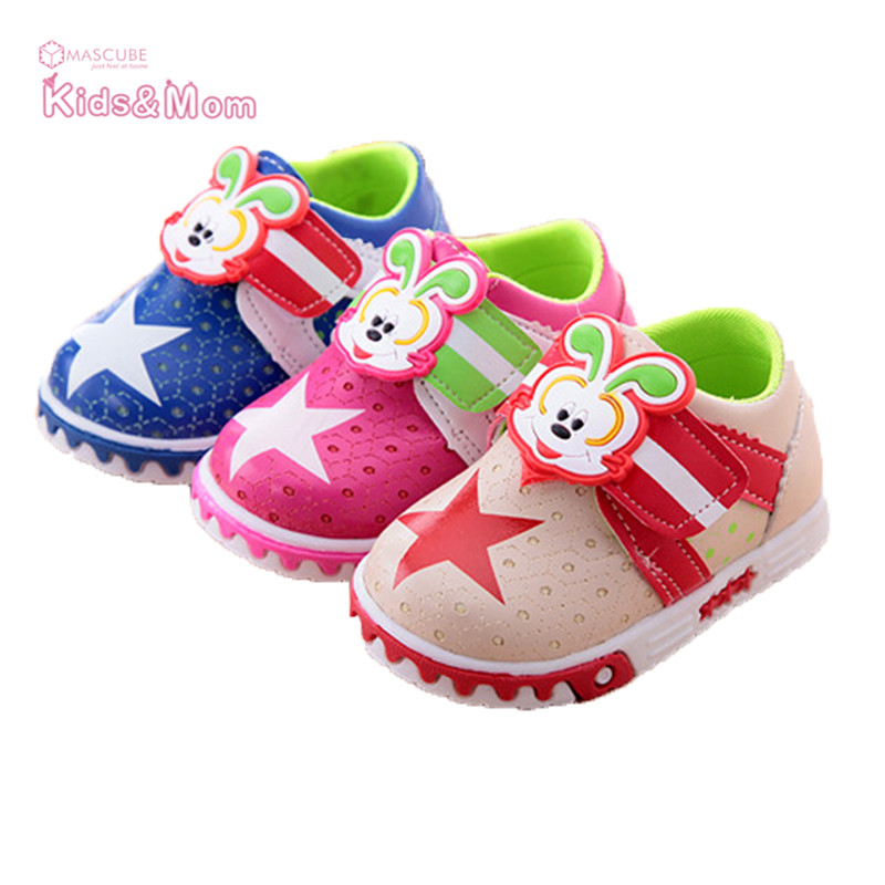 High Quality Kids Boys Girls Shoe First Walker PU Leather Shoes Chidlren Shoe Soft Bottom Toddler Shoes Baby Schoenen(China (Mainland))