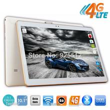 BMXC бренд tablet 10 дюймов 4 Г LTE Планшетный Окта основные 4 ГБ RAM 32 ГБ ROM Dual SIM Карты для Android 5.1 Wi-Fi 3 Г 4 Г LTE GPS таблетки 10.1(China (Mainland))