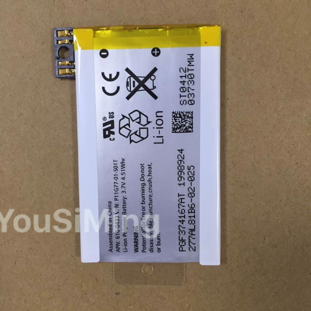 Original Replacement Battery For iPhone 3GS used to Replace batteries bateria batteries of iPhone3gs(China (Mainland))