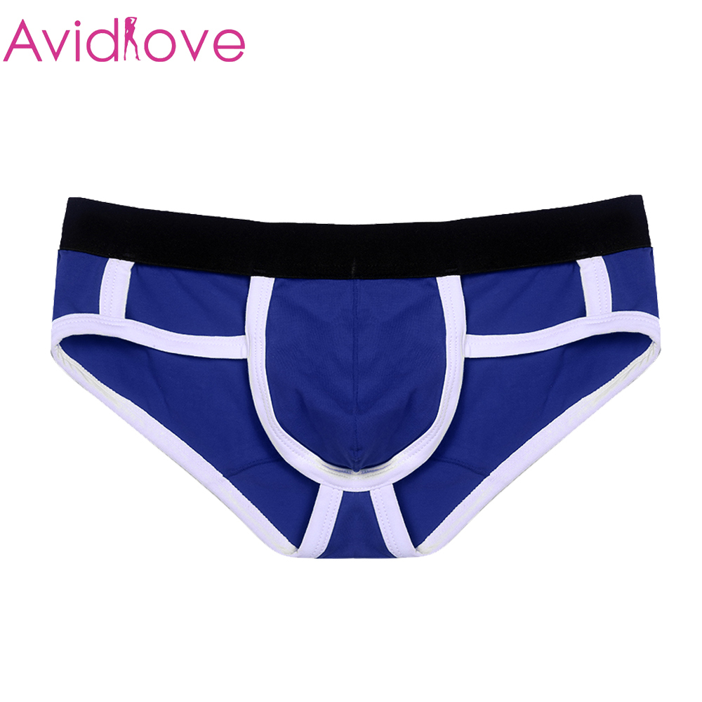 Avidlove Brand High Quality Men Exotic Pants Breathable Cotton Exotic Apparel Men Sexy Underwear(China (Mainland))
