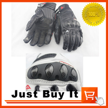 The latest style Racing Motorcycle Gloves Dennis Protective Gear touch-screen Real Leather Motorbike Protection Moto Guantes
