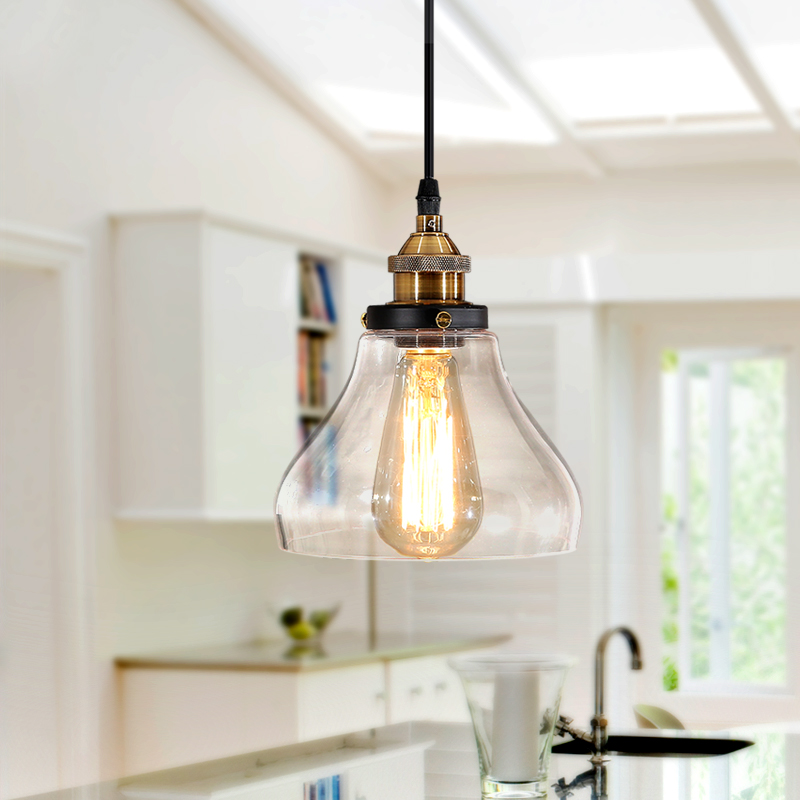 Retractable Pendant Light Retractable Saucer Shade