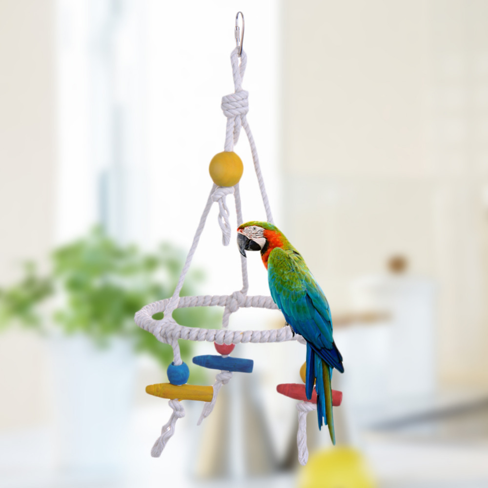 Small Toy Parrots : Popular bird swing buy cheap lots from china