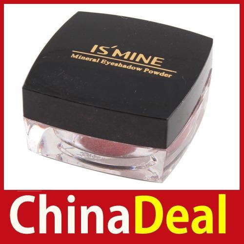 limited chinadeal Eyeshadow Powder Makeup Minerals Pigment Loose Powder 9# High Qualit Reusable(China (Mainland))