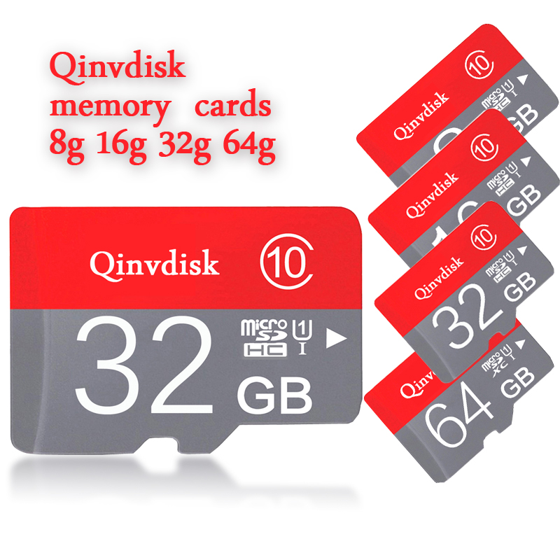 Real Capacity micro sd card 64GB SDXC class 10 UHS-I U1 Memory card SDHC 4GB 8GB 16GB 32GB TF/microsd Trans Flash Cards gift(China (Mainland))