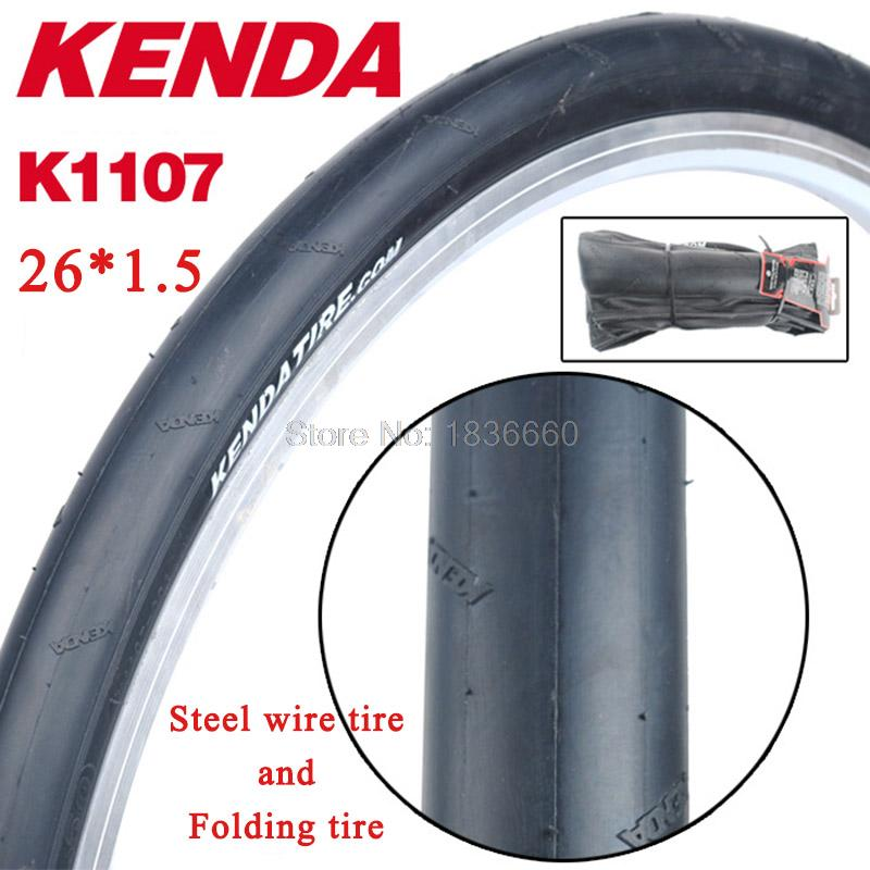 Здесь можно купить  High Quality MTB Slicks Tires Soft 26x1.5 inch 60tpi anti prick Steel Wire tire and folding Bike bicycle prices accessories  Спорт и развлечения
