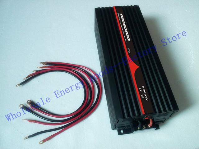 8000w(Max 16000watt) DC48V AC240V inverter /invertor/inversor CE&ROHS Approved ((CTP-8000W)