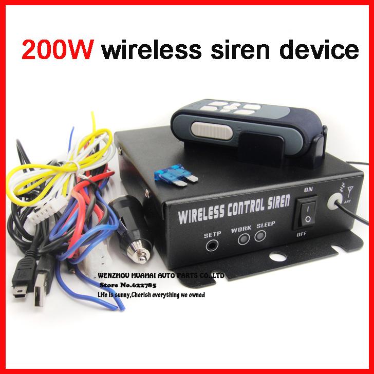 AS920 Car horn speaker/ wireless alarm siren engin /Speaker alarm/9Tone /motorcyle sounds