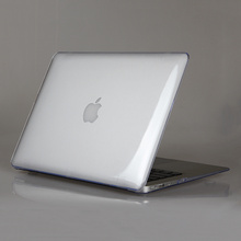 New Hard Crystal Matte Frosted Case Cover Sleeve for MacBook Air 11 A1465/ air 13 inch  A1466 pro 13.3 15 A1278 retina 13 A1502(China (Mainland))