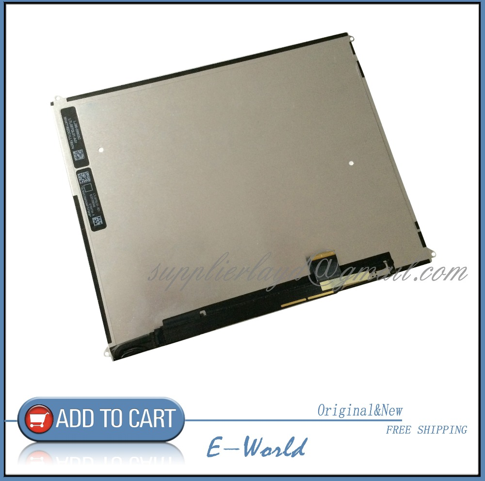 Original 9.7inch HD LCD Screen for iPad 4 IPS Retina Screen 2048x1536 LCD Display Panel A1458 A1459 A1460 Replacement(China (Mainland))