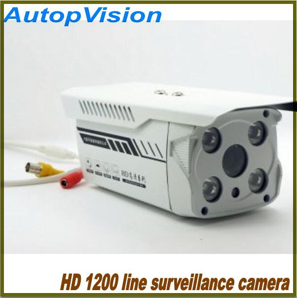 1200TVL   HD  Security CCTV Camera outdoor waterproof surveillance metal IR night vision<br><br>Aliexpress