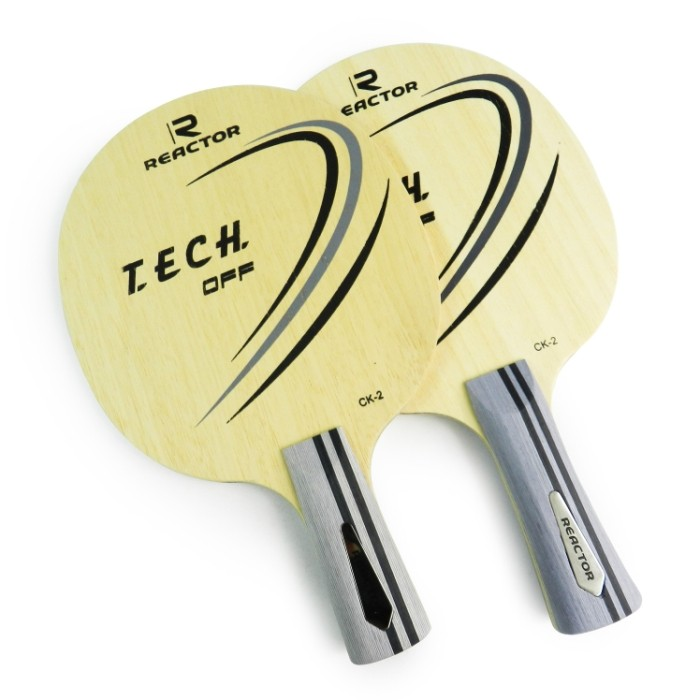 REACTOR CK-2 Table Tennis Carbon Racket Ping Pong Blade Bat Tenis De Mesa(Hong Kong)