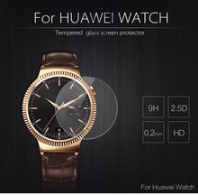 For HUAWEI WATCH  Accessories New  Premium Transparent Clear Anti Scratch 9H Hardness Film Screen Protector