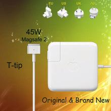 Оригинальные 14.85 В 3.05A Magsafe 2 45 Вт блок питания зарядное устройство для MacBook Air 11 » 13 » A1465 A1436 A1466 A1435