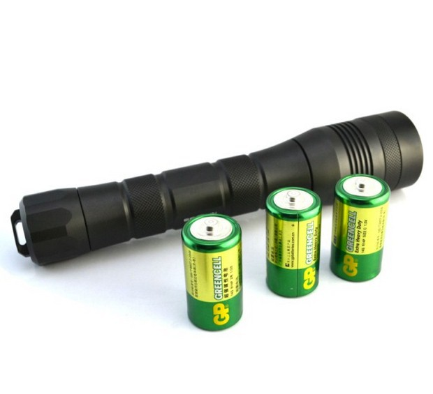 Scuba diving diving flashlight lamp lighting Diving supplies Diving camera lights Fill light 1000LM(China (Mainland))