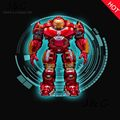 Free Shipping Avengers Ironman Action Figures Hulkbuster Superman 17cm Iron Man Action Figures Hot Toys Pvc