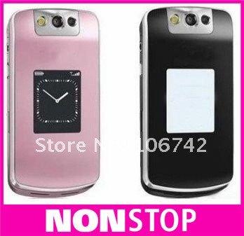 Original BlackBerry Pearl Flip 8220 Unlocked Cell Phone WIFI wholesale Refurbished