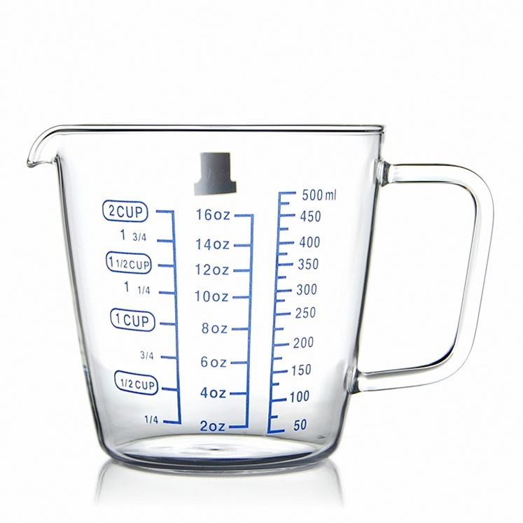Measuring Scale For Baking Measuring Cup With a Scale/