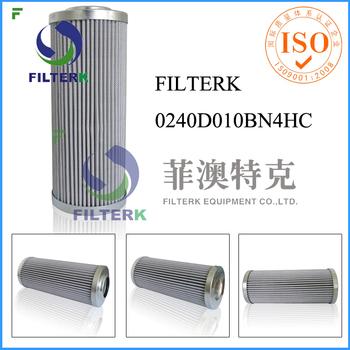 FILTERK 0240D010BN4HC Hydraulic Oil Filter