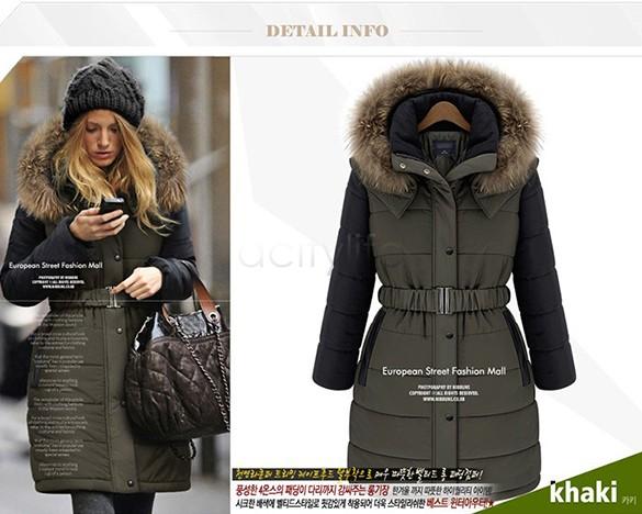 Модные зимние куртки и пальто