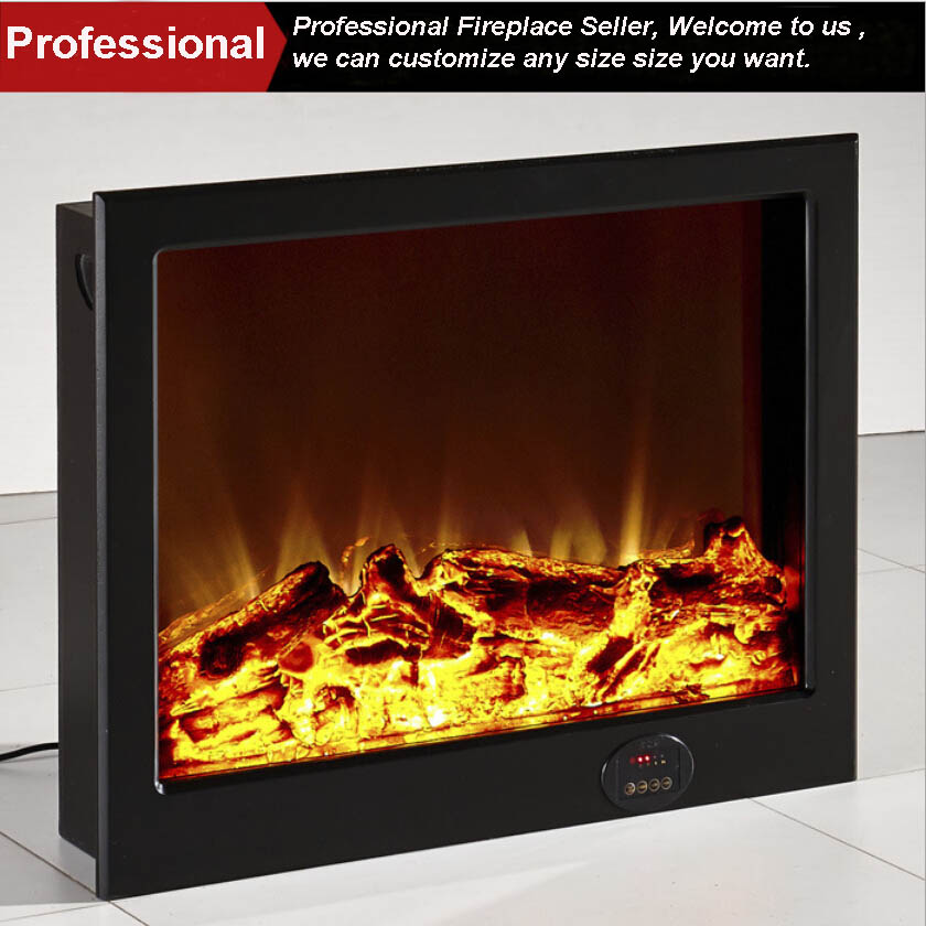 Webetop Customizable Fireplaces Metal Material Home Decor