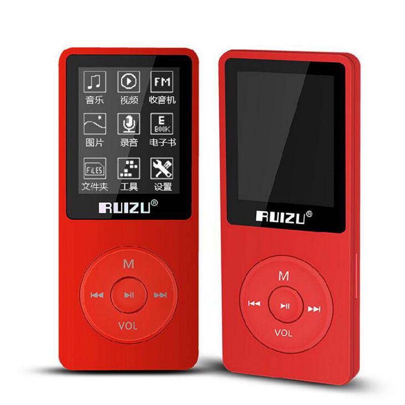 MP3 Music Player English Italian Version MP3 Players With 4GB Storage 1.8'' TFT Screen FM Radio Black MP3 Sport Player(China (Mainland))