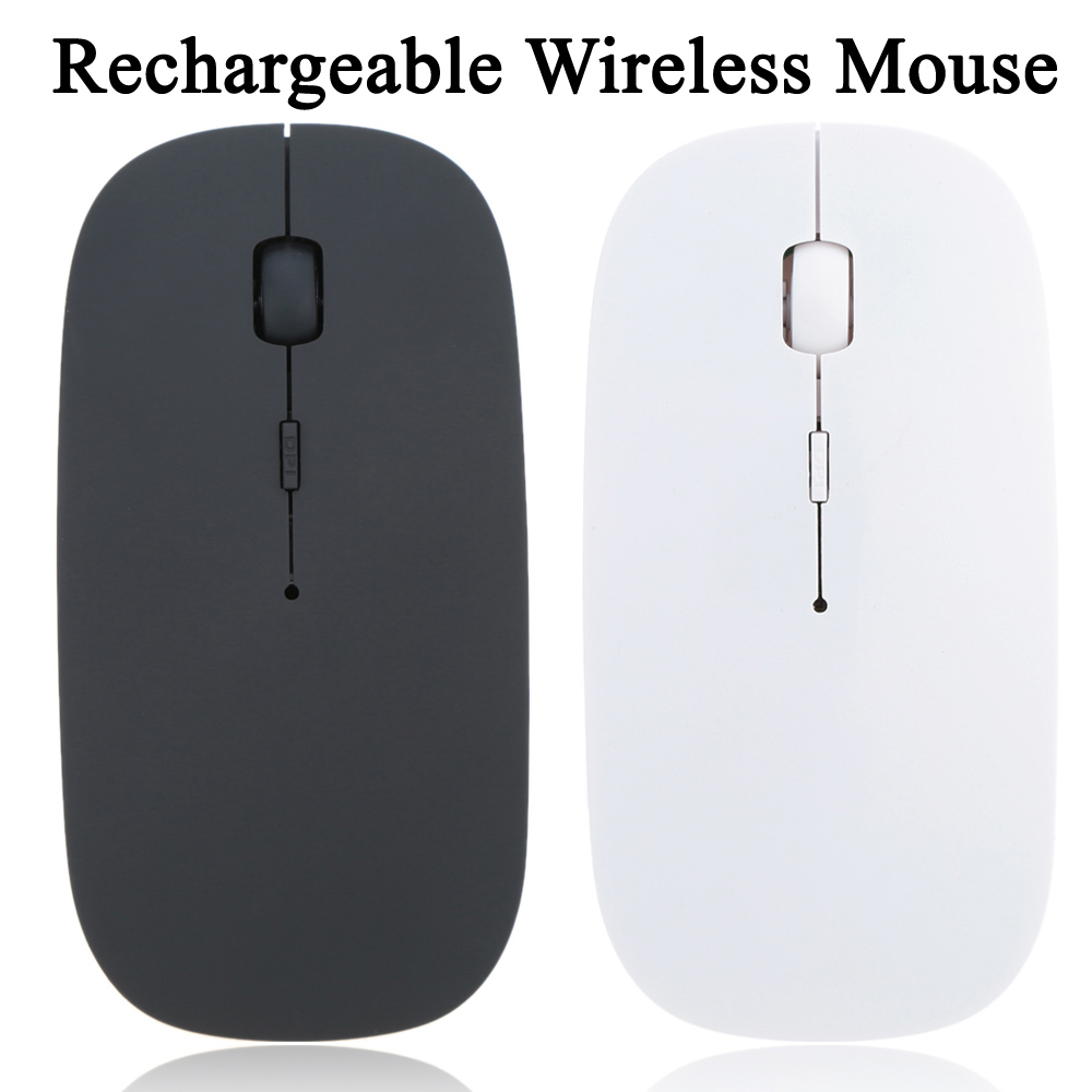 A28 Rechargeable Bluetooth Wireless Optical Business Mouse/Mice 1600DPI Adjustable for PC Tablet Smartphone(China (Mainland))
