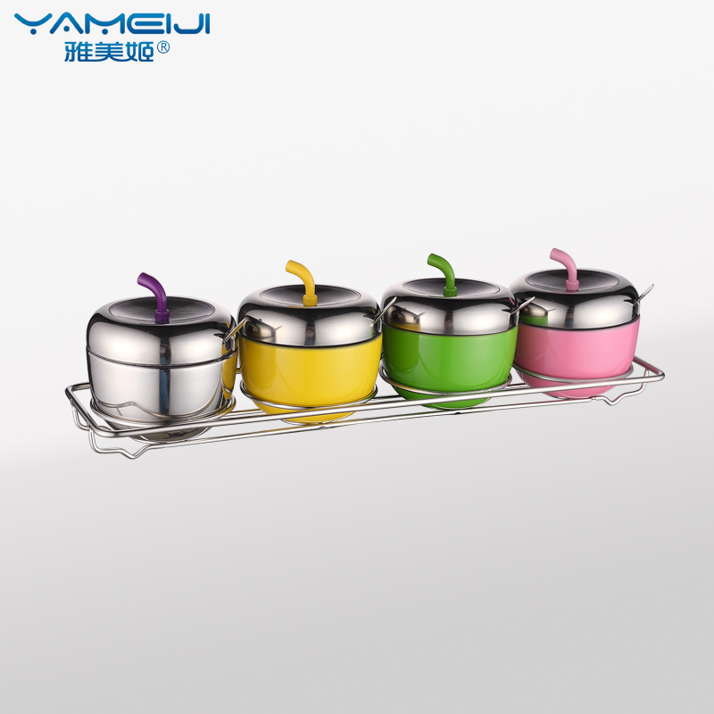 Online Get Cheap Colorful Kitchen Canisters Alibaba Group