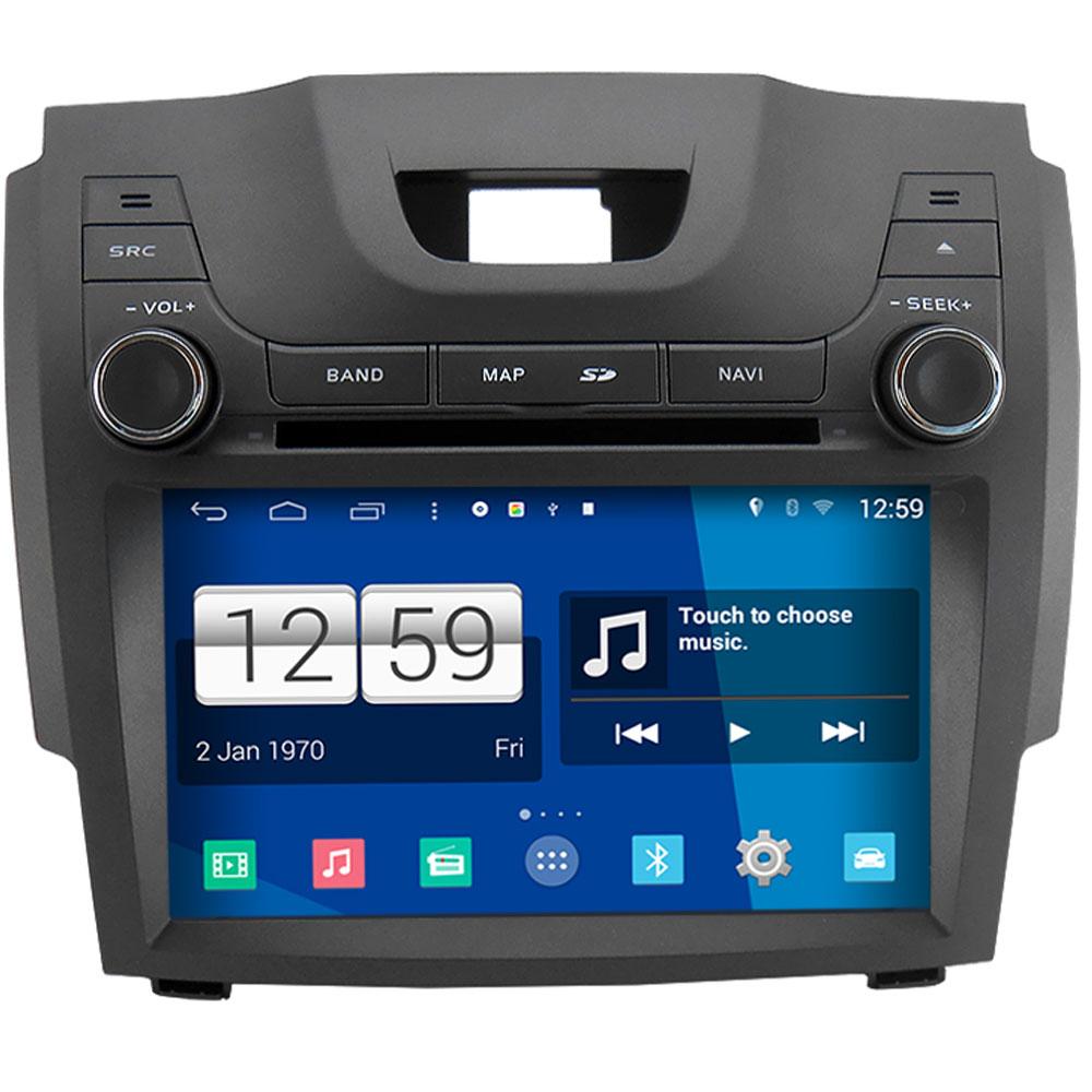 Winca S160 Car DVD GPS Headunit Sat Nav for Chevrolet Colorado Holden S10 2012-2013 with Wifi/3G Host Radio Stereo Tape Recorder<br>