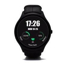 2016 NO.1 D5 Smart Watch IPS Dual-Core Sync Bluetooth Wifi GPS Pedometer Heart Monitor 512MB RAM 4GB Smartwatch For Android iOS