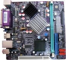 INTEL ATOM N270 MINI-ITX 17*17 with LVDS m-sata POS motherboard industrial board(China (Mainland))