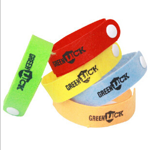 2015 New 5pcs/Lot new Mosquito Killer Mosquito Repellent Bracelet,Mosquito Bangle,Mosquito Repellent Wrist for baby and adult(China (Mainland))