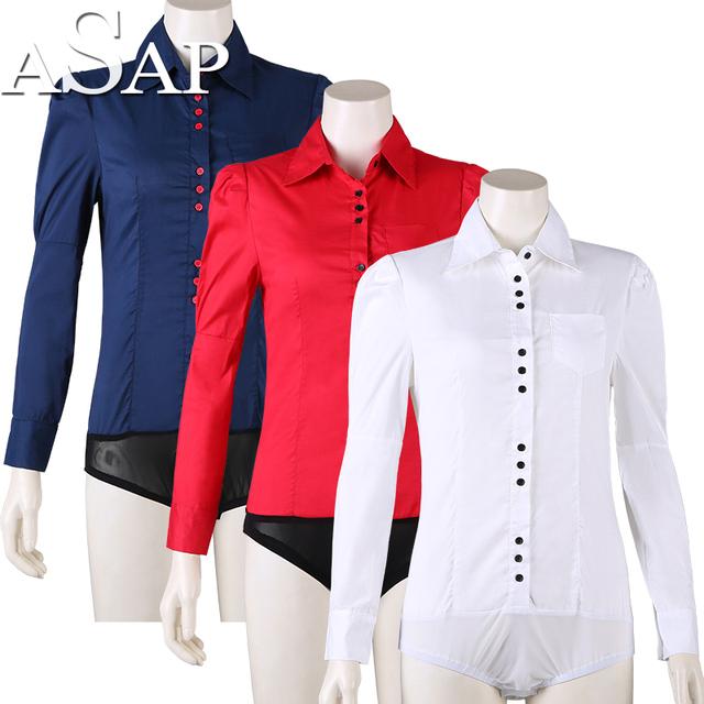 Как можно скорее женщина Blusas Y Camisas Mujer тело женщины блузки Camisas FeМиниnas ...