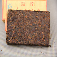 Promotion 100g Chinese yunnan pu er brick China ripe puer tea natural organic pu er tea