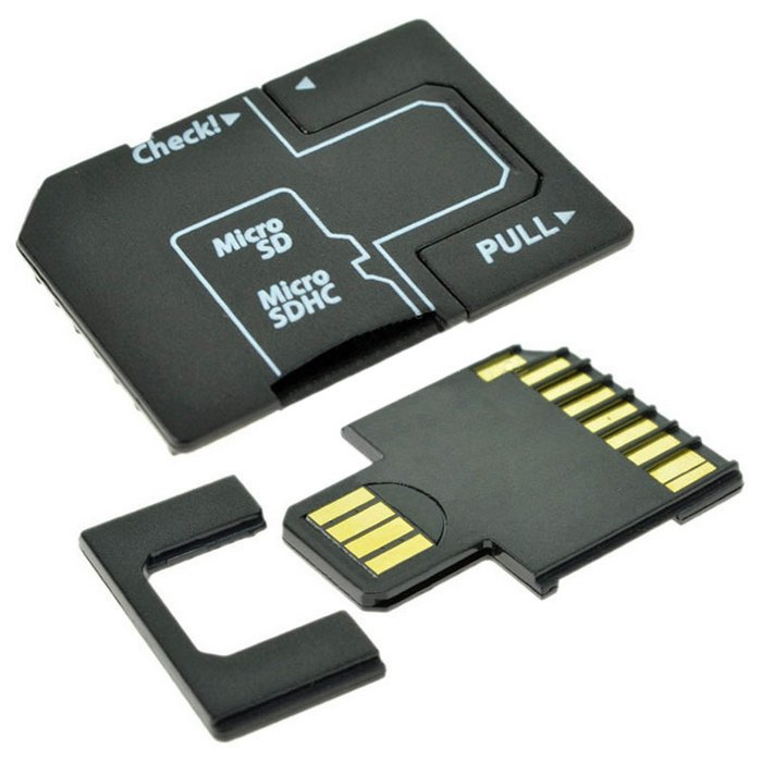 The New Micro SD TF to SD Memory Card Kit to USB Flash Disk Adapter Card Adapter Support 128GB Card Reader(China (Mainland))