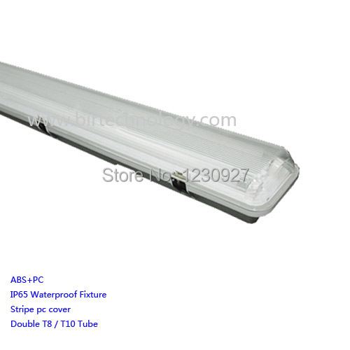 double t8 t10 tube fit 90cm 3ft ip65 led tube light fixture with ce. Black Bedroom Furniture Sets. Home Design Ideas